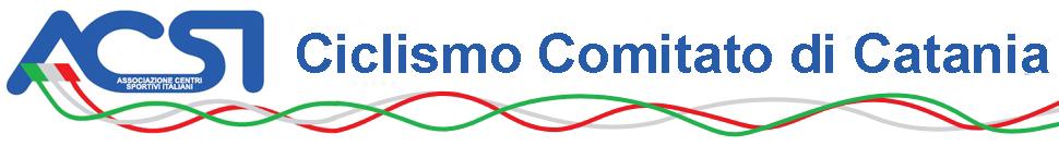 ACSI ciclismo Catania