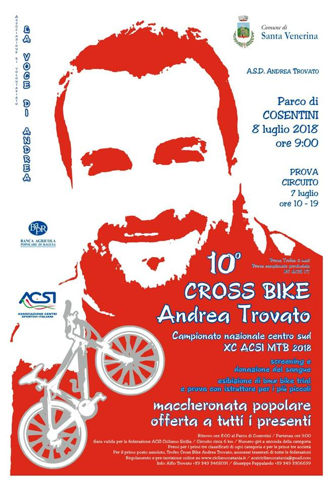 10 Cross Bike 2018