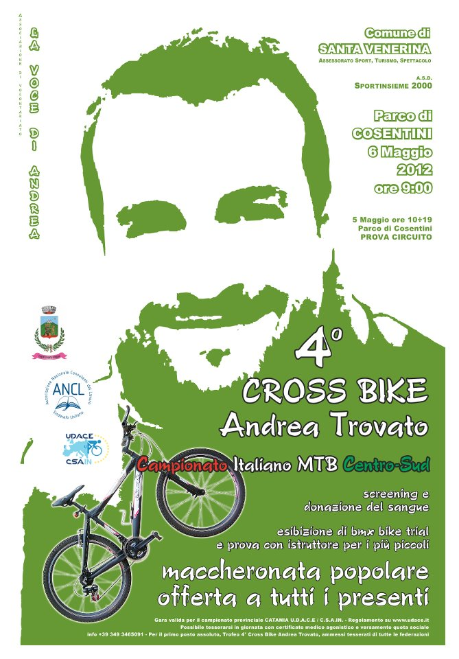 4 ° Cross Bike 2012