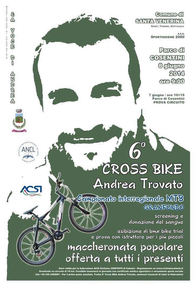 6 ° Cross Bike 2014