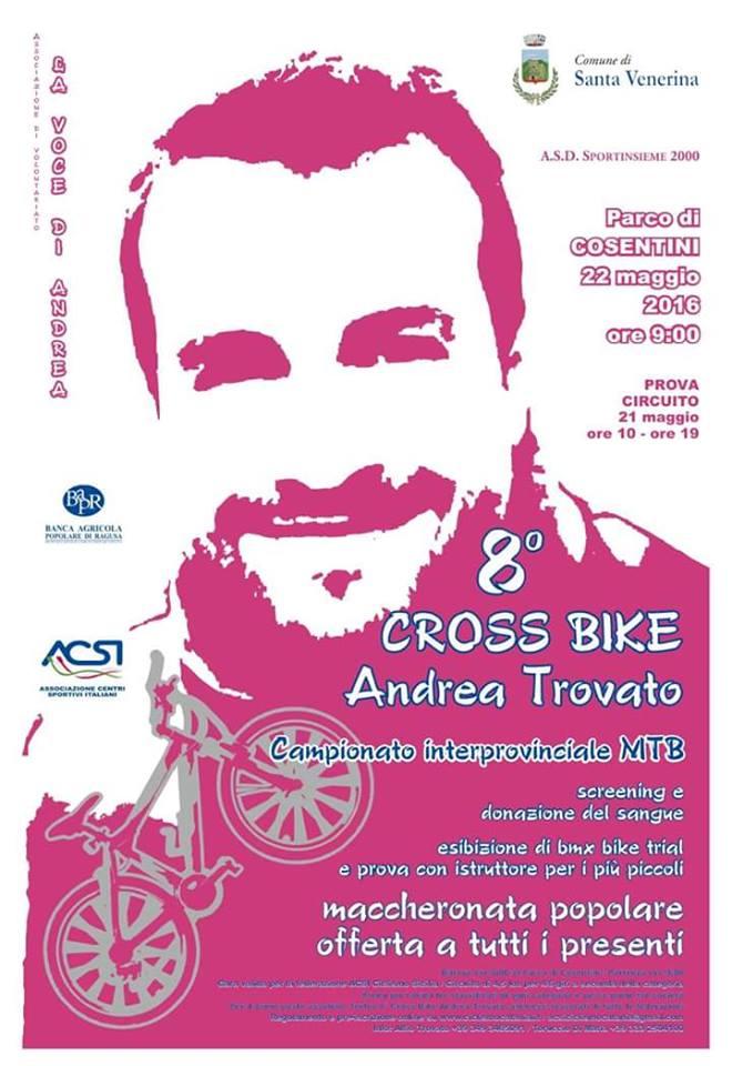 8 ° Cross Bike 2016