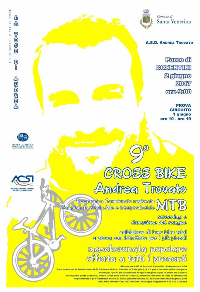 9 ° Cross Bike 2017